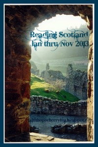 Scotland Reading Challenge